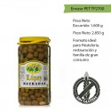 Aceitunas Machadas Extremeñas PET 1.200 g Peso Neto