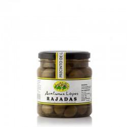 Tarro Aceitunas Rajadas 100% Natural