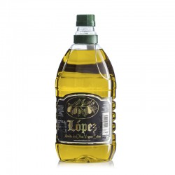 Botella 2 Litros Aceite de Oliva Virgen Extra
