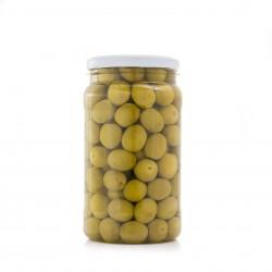 Aceitunas Manzanillas Sabor Anchoa - Envase PET 1.200 g Peso Neto