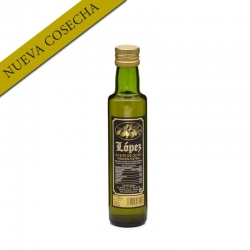 Botella 250 ml Irrellenable Aceite de Oliva Virgen Extra