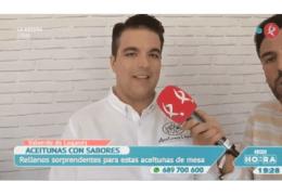 Aceitunas López en Canal Extremadura - Olivéricas
