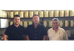 Desde Bélgica a Extremadura, para ofrecer a sus clientes productos Extremeños de Calidad
